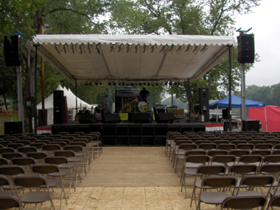Memphis Special Event Audio rental