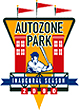 AutoZone Park is the jewel of Minor League Baseball!