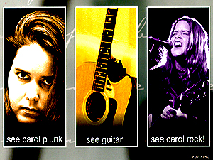 Memphis Music Memphis Alternative Band Jackson TN band Carol Plunk