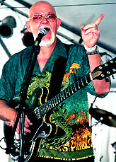 Memphis Music Memphis Wedding Band Don McMinn and Nightrain