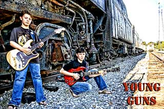 Memphis Music Memphis sweet sixteen band The Young Guns