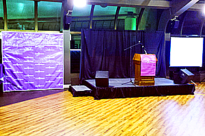 Professional Audio System Rental, Sound System Rental