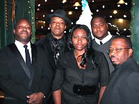 Memphis Band The Soul Outsiders!