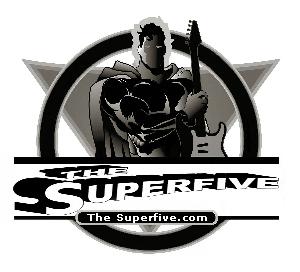 Memphis Band The Superfive.  Book The Superfive band here!