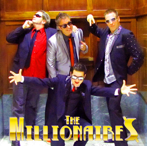 Memphis Entertainers The Millionaires party band Memphis TN