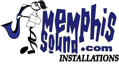 Memphis audio systems installation, Professional sound installation