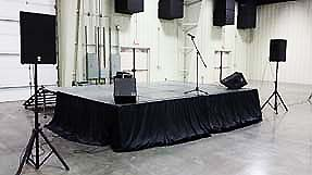 Memphis Sound System Rental, Audio System Rental